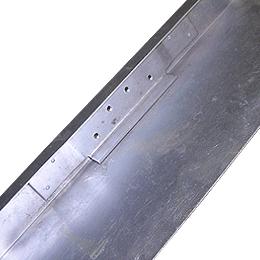Hinge Reinforcement Welding on Steel Door