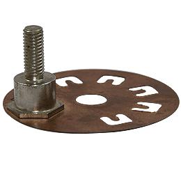 threaded Stud welding on plate