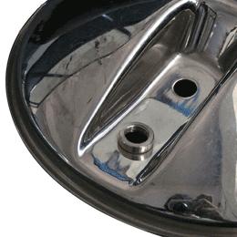 Stainless Steel Round Nut Welding